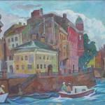 На канале Гоибоедова