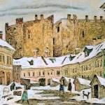 Двор на Московском по.