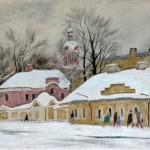 На пл.Александра Невского