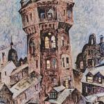 Башня Горвода (Непарадный Петербург)