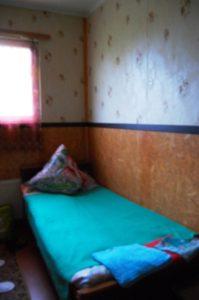 В таких гостевых комнатах у Рубена жили участники пленэра